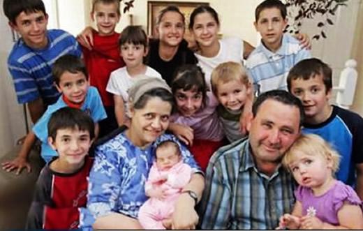 盘点:创造世界纪录的十二位母亲