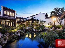 中国最贵园林大豪宅 10亿中式苏州园林(占地7000平米)