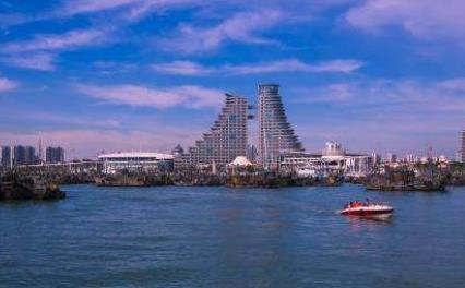 山东青岛旅游网红打卡圣地 日照浴场哪里最美?