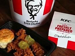 肯德基推出人造肉炸鸡 人造肉炸鸡是什么味道