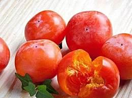 柿子上面的白霜是什么?柿子吃起来太涩怎么办
