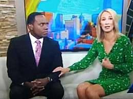 主播称同事像猩猩惹众怒 白人女主播含泪道歉承认伤人