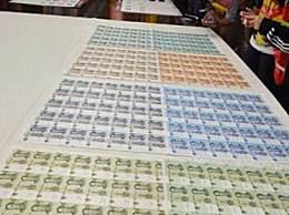 人民币印钞现场曝 光 探秘人民币印钞全过程