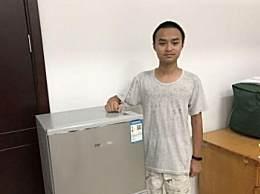 扬州一大学生需长期注射胰岛素 校方做法很暖心