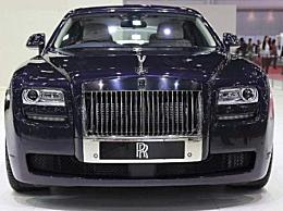世界十大豪车排行榜!第一名不是迈巴赫