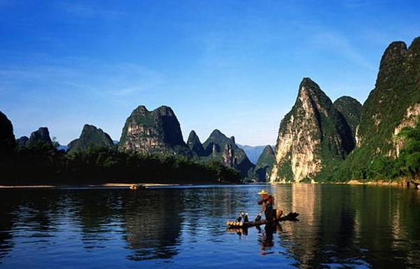 中国风景最美的五大旅游胜地排行 一年四季有不同的美景
