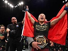 中国UFC首位冠军 张伟丽个人资料简介