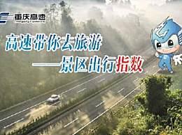 盘点中秋节期间重庆易堵车路段