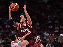 委内瑞拉篮球世界排名 2019男篮世界杯委内瑞拉阵容大名单
