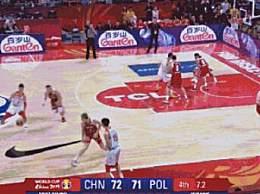 周琦为什么会发球失误?中国队3次边线球失误惜败波兰