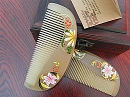 牛角梳梳头有什么好处?牛角梳的作用及养生应用