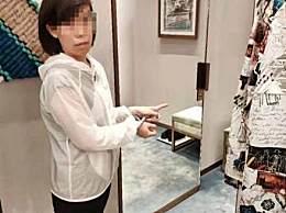 女子试衣频繁要求换尺码 商场行窃被民警识破