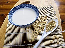 每天喝豆浆有什么好处?不仅滋润皮肤还可增强体质