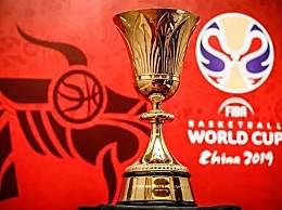 2019篮球世界杯小组赛排名规则积分规则