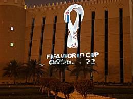 2022年世界杯足球赛会徽 图案寓意无限可能