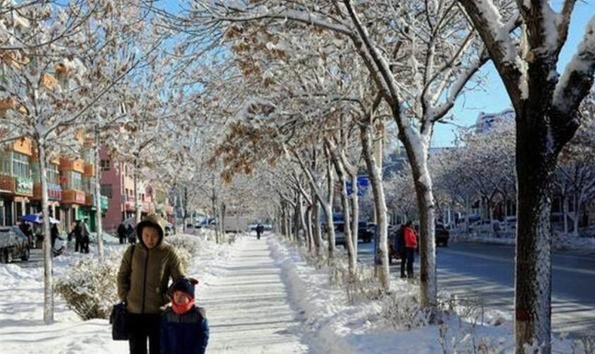 中国最冷城市十大排行