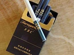 中国最贵的10大香烟 中国最贵香烟排行榜
