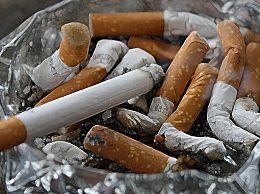 我国每天要扔掉多少烟头?未熄灭的烟头中心温度可达多少度