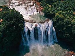 贵州网红百米瀑布高楼在哪儿?景观瀑布大楼高多少?