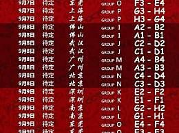 中国男篮打排位赛赛程时间安排 争夺奥运门票竞争激烈