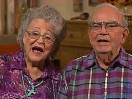 结婚68年只穿情侣装 如何让婚姻保鲜更有仪式感