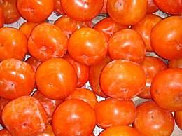柿子不能和什么一起吃?吃柿子的禁忌有哪些
