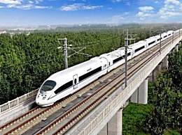 火车轨道和高铁轨道有何区别?