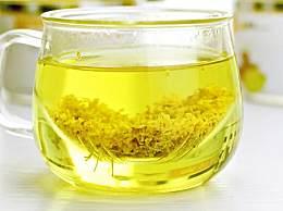 自己在家如何自制桂花茶?桂花茶的功效与作用