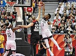 男篮世界杯16强出炉  男篮世界杯赛制规则中国打排位赛