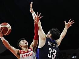 中国男篮vs韩国男篮77比73赢了能进奥运会吗