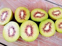 红心猕猴桃和黄心猕猴桃哪个好?猕猴桃一天最多吃几个