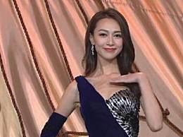 黄嘉雯香港小姐冠军 高颜值被赞翻版郭可盈
