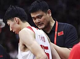 中国男篮无缘直通奥运谁来承担责任?姚明一个字回应:我