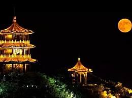 中秋节去哪里赏月?中国十大最美赏月地都有哪里