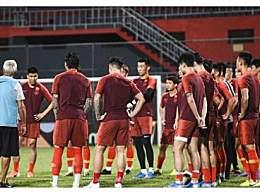 国足出征马尔代夫 艾克森武磊领衔24人大名单