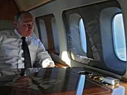 普京专机遇强气流 40年来最艰难一次飞行