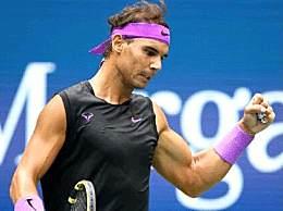 纳达尔美网夺冠 成就生涯第19座大满贯