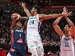 篮球世界杯8强 美国全胜晋级希腊遗憾出局