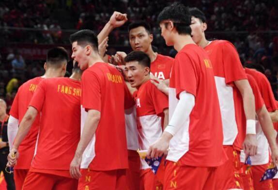 中国男篮世界杯排名第24 想要参加落选赛只能争取外卡资格