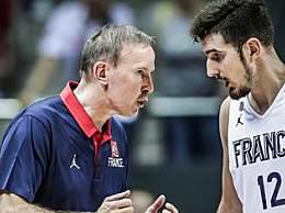 2019男篮世界杯1/4决赛美国VS法国比分结果 美国对阵法国谁能赢几点开始