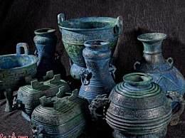流失日本曾伯克父青铜组器回家 中国文物终于回家了