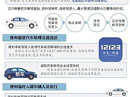 买车无需跑车管所是为什么?公安部6项交管新措施详情解析