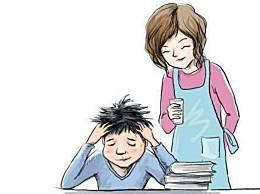 儿子考98分家长患抑郁症 对孩子的标准永远是满分