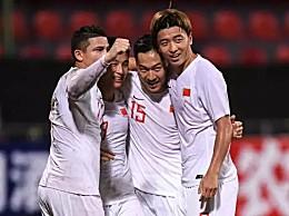 国足5-0马尔代夫 国足冲击2022卡塔尔世界杯
