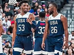 2019男篮世界杯八强赛法国vs美国男篮直播地址 双方成员名单
