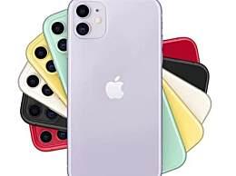 苹果新品发布会 新iPhone 11没有5G版本