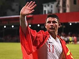 艾克森国足梅开二度 国足踢进首球取得开门红