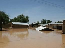 尼日尔洪灾最新灾情 已造成57人死亡13.2万多人受灾