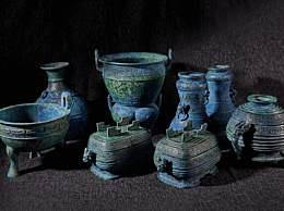 曾伯克父青铜组器被追回 国家一级文物重回祖国