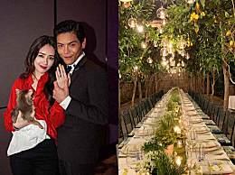 向佐郭碧婷婚礼什么时候举行在哪举办嘉宾伴娘伴郎有谁